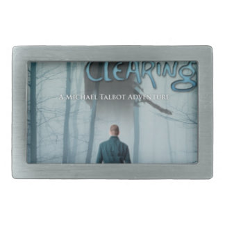 The Spirit Clearing By Mark Tufo Belt Buckle