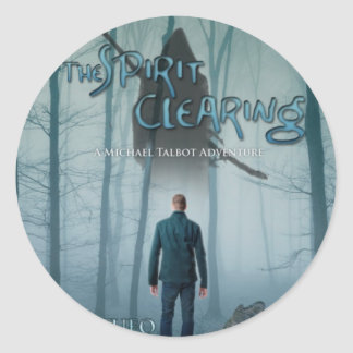 The Spirit Clearing By Mark Tufo Classic Round Sticker