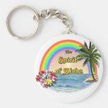 The Spirit of Aloha Key Chain