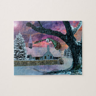 The Spirit of Christmas Jigsaw Puzzle