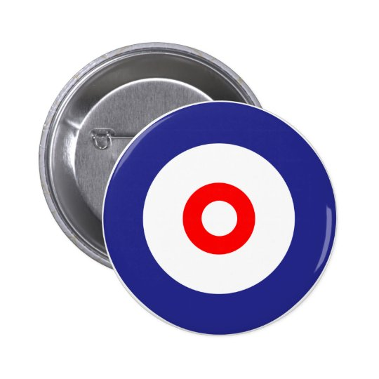 The spirit of Curling Button