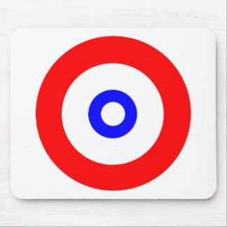 The spirit of Curling Mouse Pad