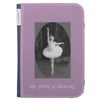 the spirit of dancing kindle 3G cases