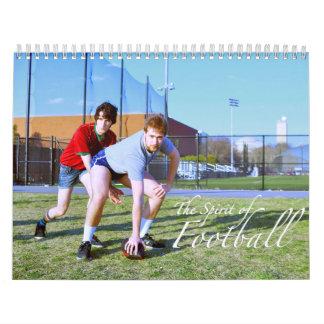 The Spirit of Football calendar