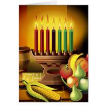 The Spirit of Kwanzaa Card