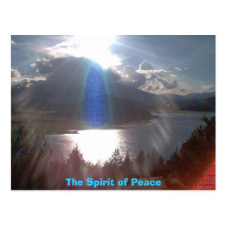 The Spirit of Peace Postcard