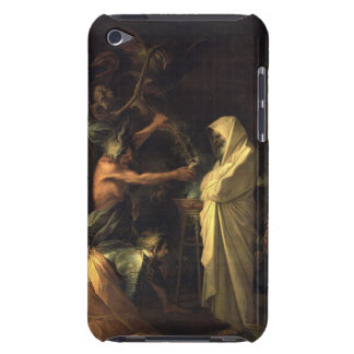 The Spirit of Samuel appearing to Saul at the hous iPod Case-Mate Cases