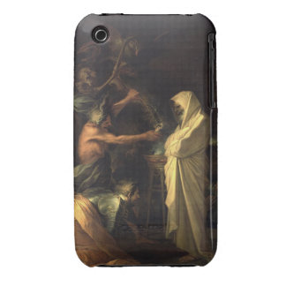 The Spirit of Samuel appearing to Saul at the hous iPhone 3 Cover