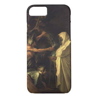 The Spirit of Samuel appearing to Saul at the hous iPhone 7 Case