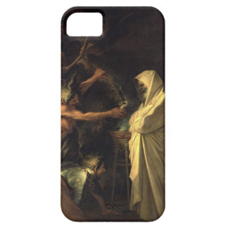 The Spirit of Samuel appearing to Saul at the hous iPhone SE/5/5s Case