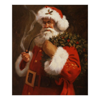 The Spirit of Stanta Claus Poster