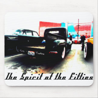 The Spirit of the Fifties Mouse Pad