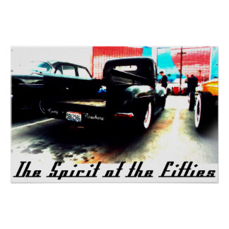 The Spirit of the Fifties Poster