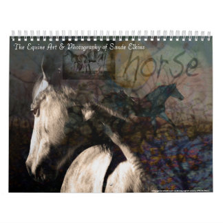The Spirit of the Horse Calendar