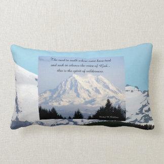 The Spirit of Wilderness Pillow