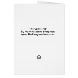 The Spirit Tree Card