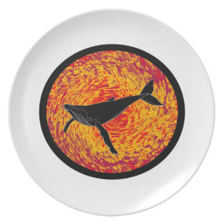 THE SPIRITED ONE PARTY PLATES