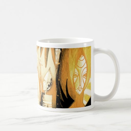 the spirits of arteology coffee mug