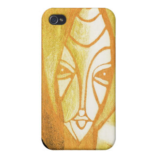 the spirits of arteology iPhone 4 cover