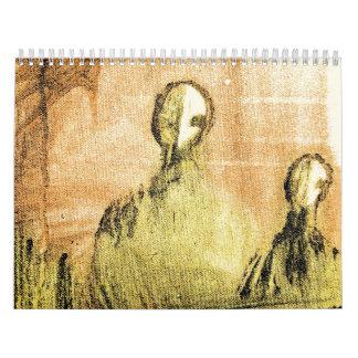 the spirits of arteology calendar