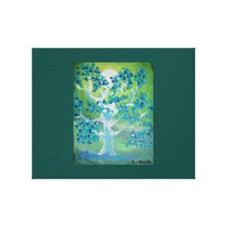 The Spiritual Tree Gallery Wrap Canvas