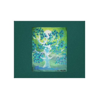 The Spiritual Tree Canvas Print
