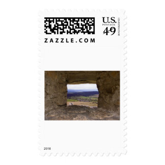 The Spis Castle The Largest Castle In Central Euro Postage Stamp