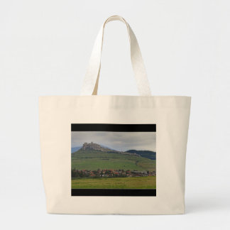 The Spis Castle The Largest Castle Of Central Euro Tote Bags