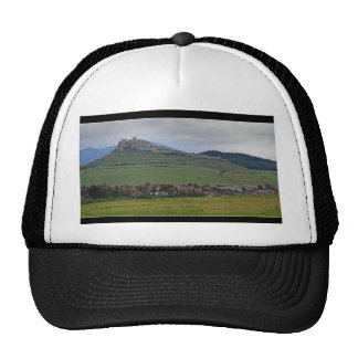 The Spis Castle The Largest Castle Of Central Euro Trucker Hat