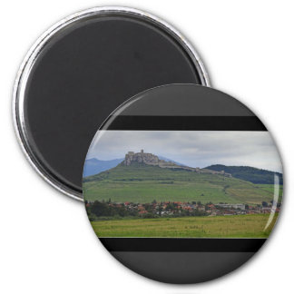 The Spis Castle The Largest Castle Of Central Euro Magnets