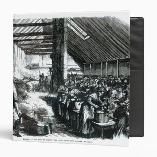 The Spitalfields Soup Kitchen, 1867 Binder