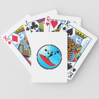 THE SPLASH ZONE BICYCLE PLAYING CARDS