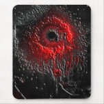 The Splatter Effect Mouse Pad