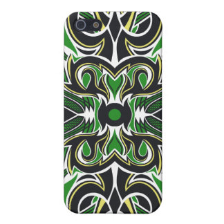 The Spoils Card Back (Green) Cover For iPhone SE/5/5s