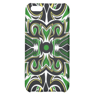 The Spoils Card Back (Green) iPhone 5C Case