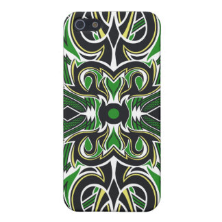 The Spoils Card Back (Green) iPhone 5 Case