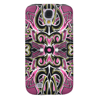 The Spoils Card Back (Pink) Samsung Galaxy S4 Case
