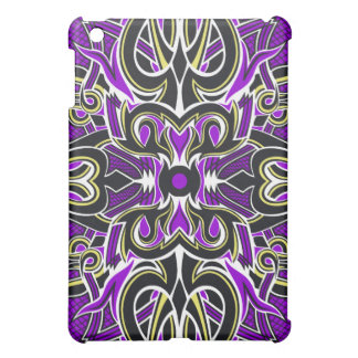 The Spoils Card Back (Purple) iPad Mini Case