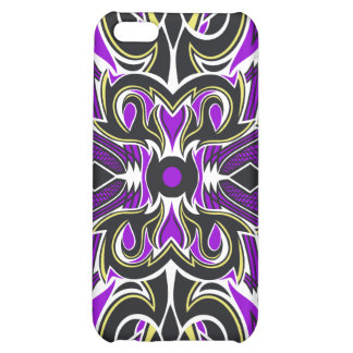 The Spoils Card Back (Purple) iPhone 5C Cases