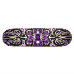 The Spoils Card Back (Purple) Skateboard Deck