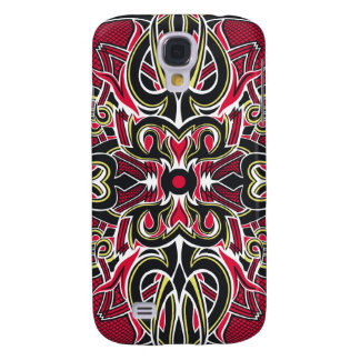 The Spoils Card Back (Red) Samsung S4 Case