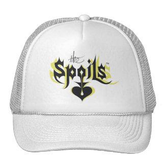 The Spoils Logo Trucker Hat