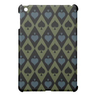 The Spoils Spade in Diamond iPad Mini Cases
