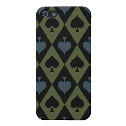 The Spoils Spade in Diamond iPhone 5 Cover