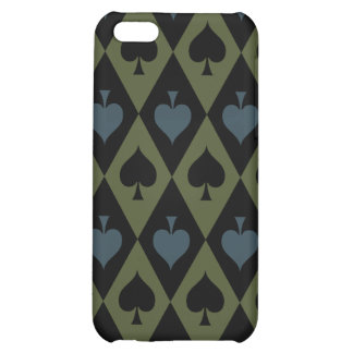 The Spoils Spade in Diamond Cover For iPhone 5C