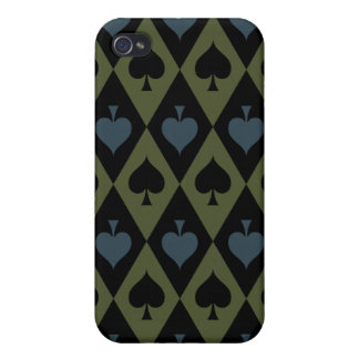 The Spoils Spade in Diamond iPhone 4/4S Cases