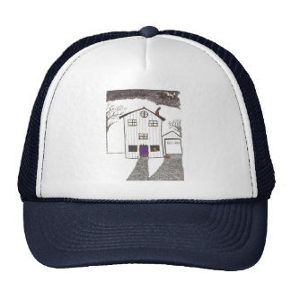 The Spooky House Hat