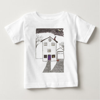 The Spooky House Infant T-shirt