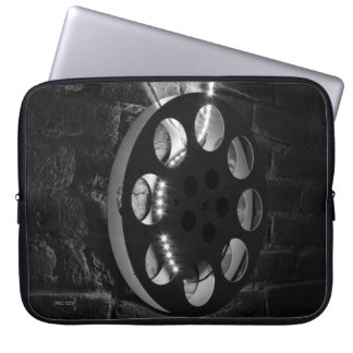 The Spool of Life Laptop Sleeve