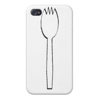 THE SPORK COVERS FOR iPhone 4